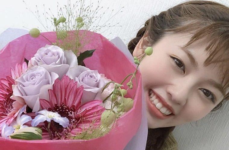 小芝風花,花束