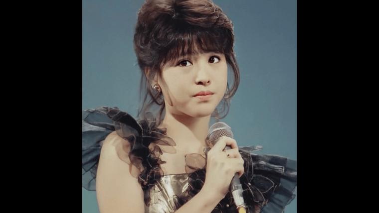 松田聖子,若い頃,ショートカット