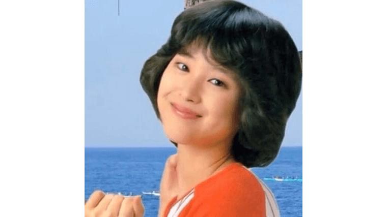 松田聖子,若い頃,裸足の季節