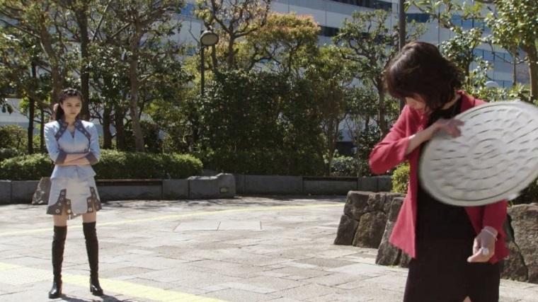 釈由美子,マンホール女優