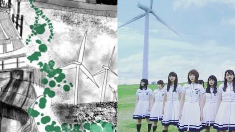 欅坂46の佐藤詩織が卒業ブログに残した絵と世界には愛しかない