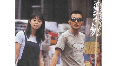 ミスチルの桜井和寿とギリギリガールズ吉野美佳の不倫現場