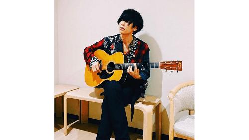 シリアでギターを習った川上洋平