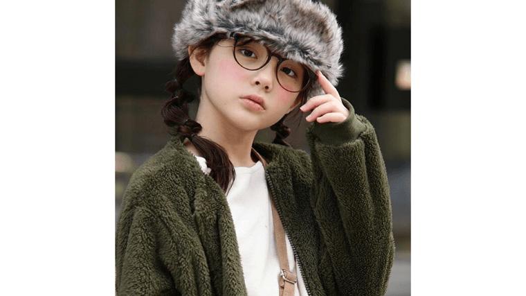 松尾そのまは小学生モデル