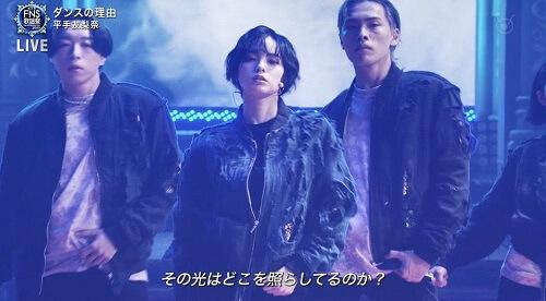 FNS歌謡祭で口パク疑惑が出た平手友梨奈