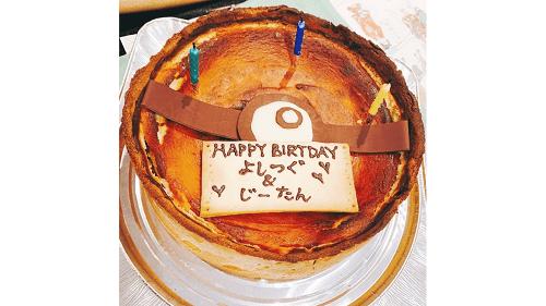 加護亜依の息子の義継は祖父と誕生日が一緒