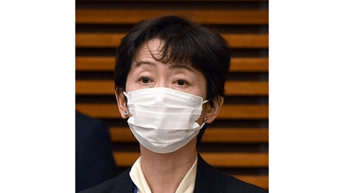 山田真貴子内閣広報官の年収総額