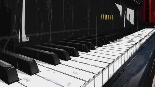 渚カヲルと碇ゲンドウの共通点はピアノ