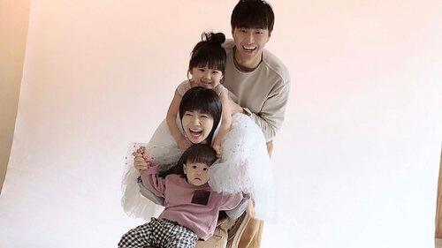 福原愛の家族写真②