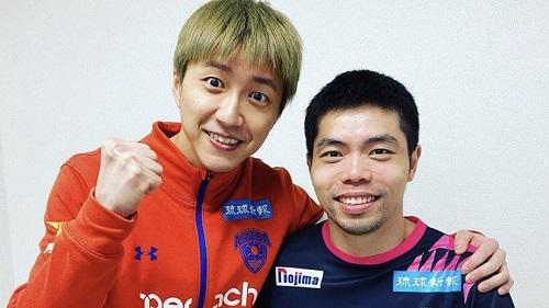 江宏傑は卓球選手としては半引退状態?