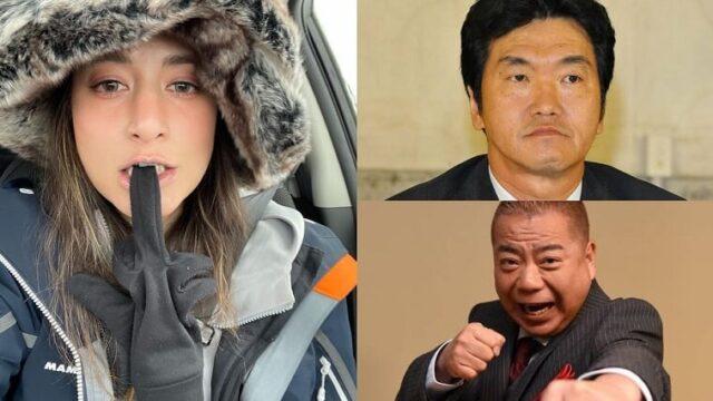 インスタライブで島田紳助と出川哲郎を告発したマリエ